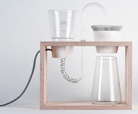 Coffee Cooker by Aija Hannula