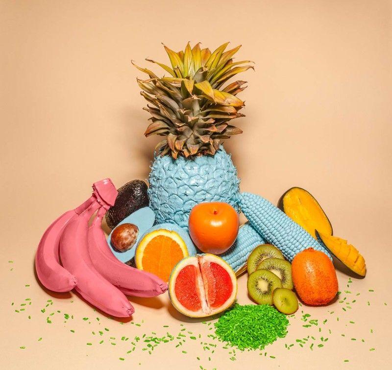 Genetically-modified fruit by Enrico Becker & Matt Harris for Ligature Journal.