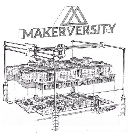 Makerversity, image from Tom Tobia.