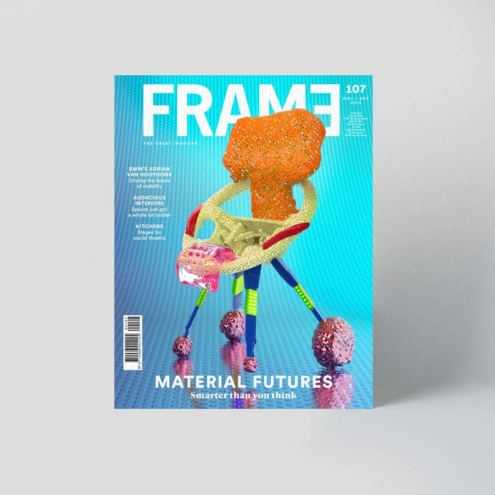 FRAME Magazine Issue #107 - Material Futures.