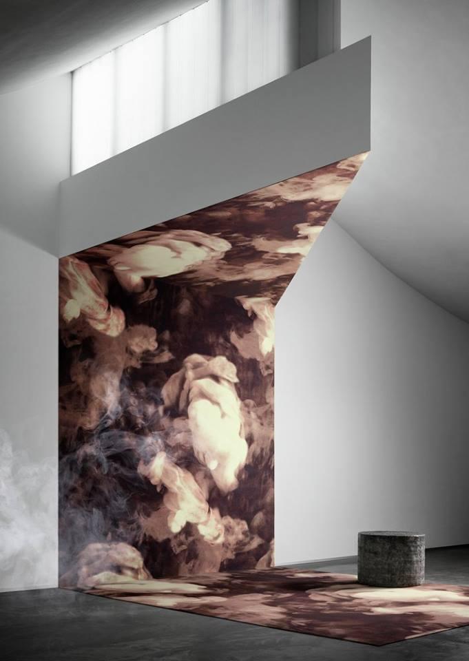 Industrial Landscape carpets by Tom Dixon.
