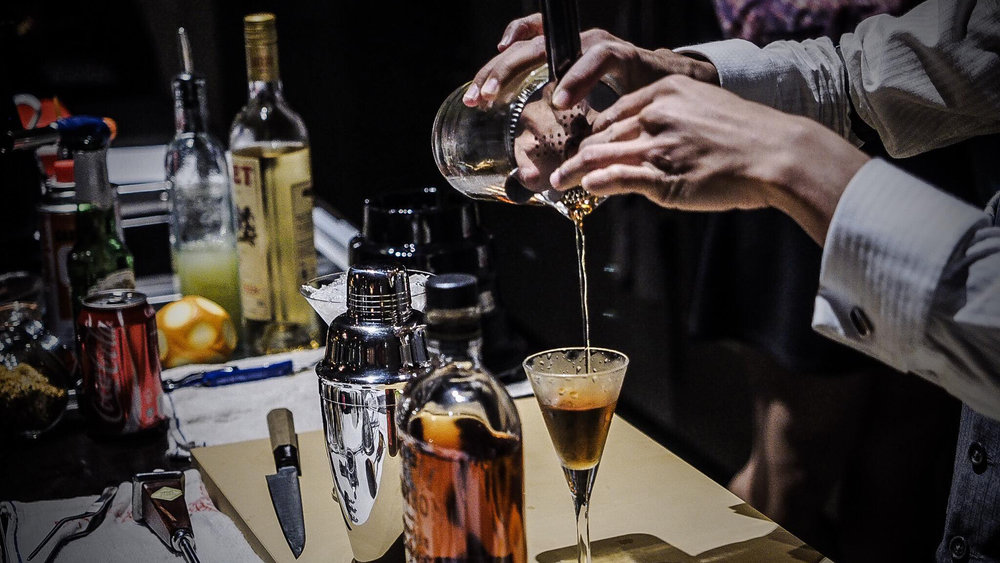 Delivering a new customer experience for cocktail aficionados - CLIENT: SHIN GI TAI