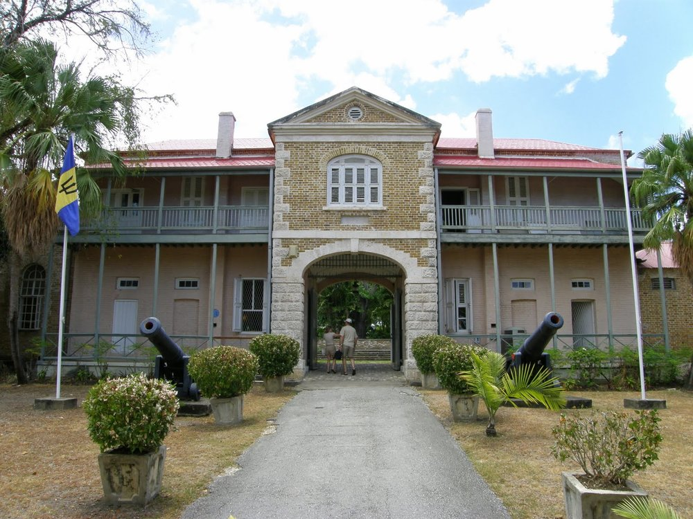 The Barbados Museum and Historical Society.  Image courtesy of the BHMS website.