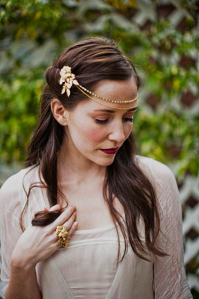 Veils, Headpieces, and more from Mignonne Handmade
