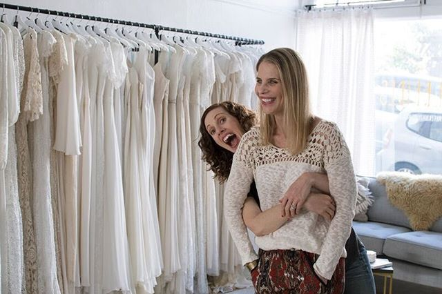 PRE-SUMMER SPECIAL: Here at Alt. Brides, we love to let loose, have fun, and hang with our brides! And right now, we're offering a 10% DISCOUNT ON ALL ORDERS placed before June 16th, so head over to altbrides.com to book your 1:1 appointment with us stat!