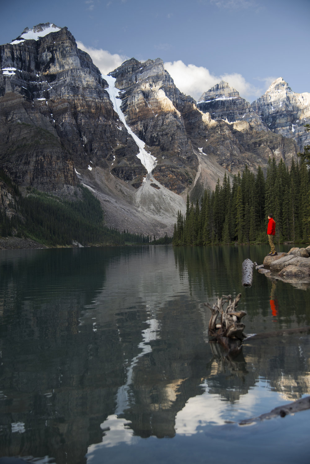 Dad at Moraine Lake Chilling in Alberta.jpg