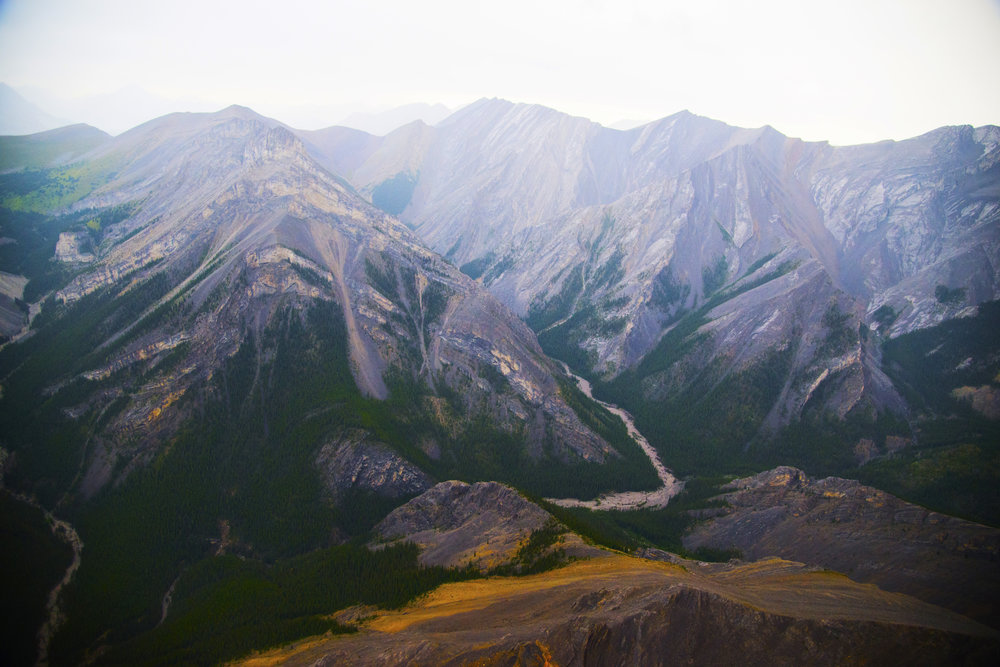 Amazing Mountains Out of Helicopter in Alberta.jpg