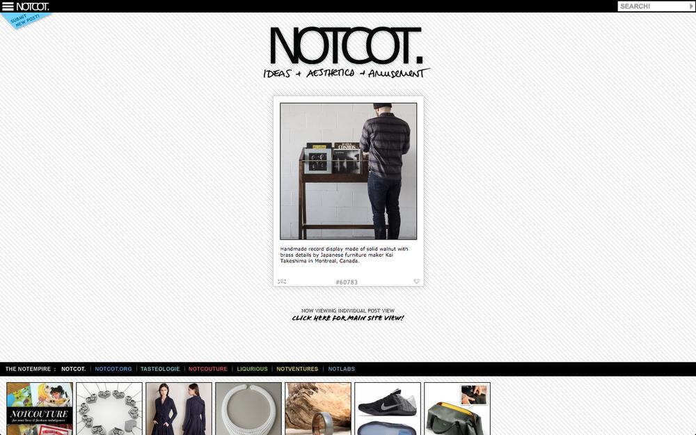 NOTCOT. - JANUARY 2016