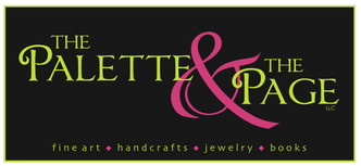 at Palette & Page, Elkton, MDJuly 12, 6:30 to 8:30 -