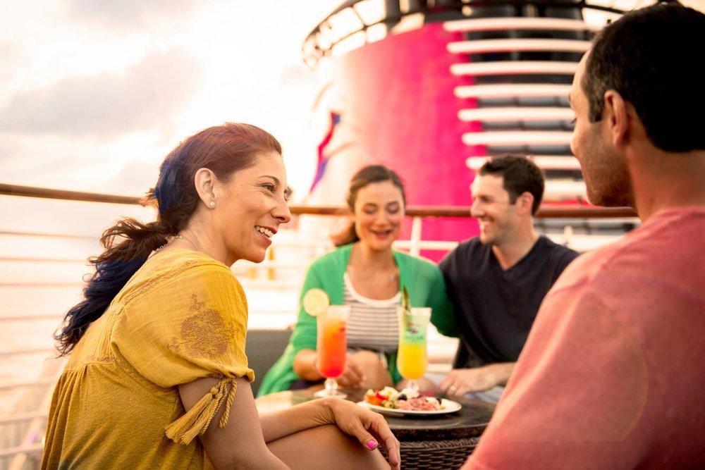 adult fun on disney cruise line