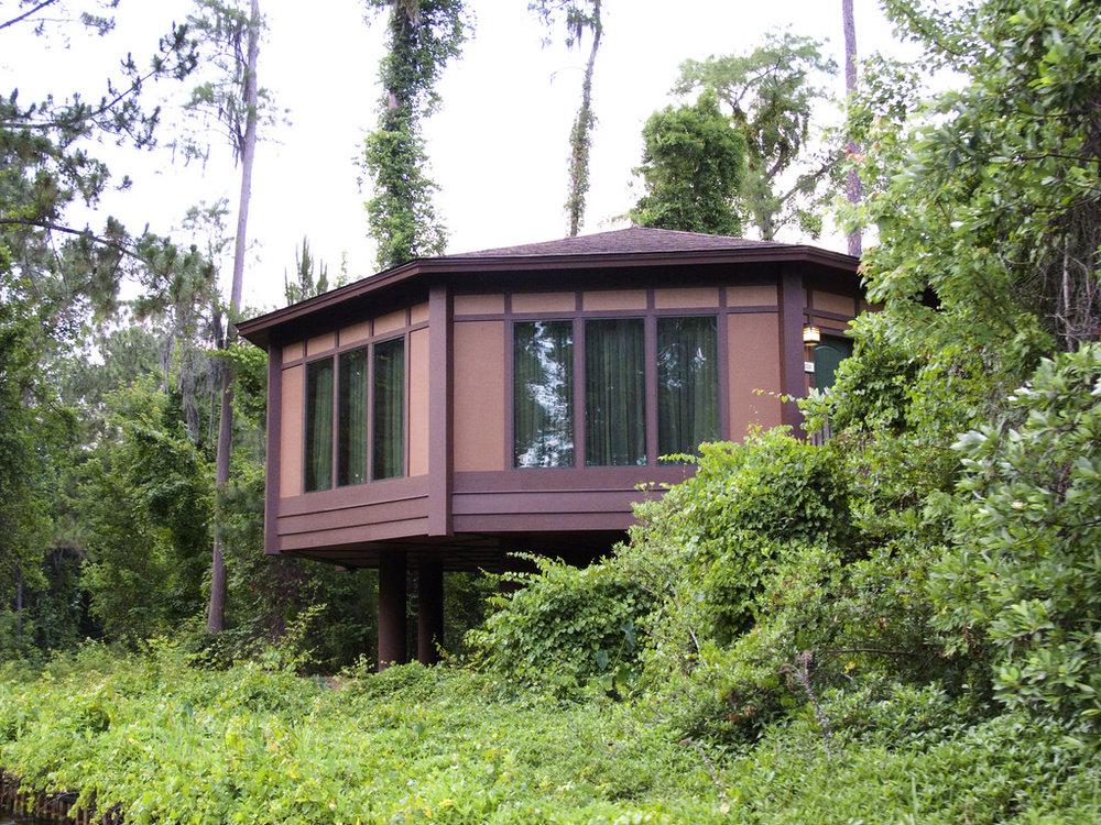 Treehouse Villas at Saratoga Springs, Disney World