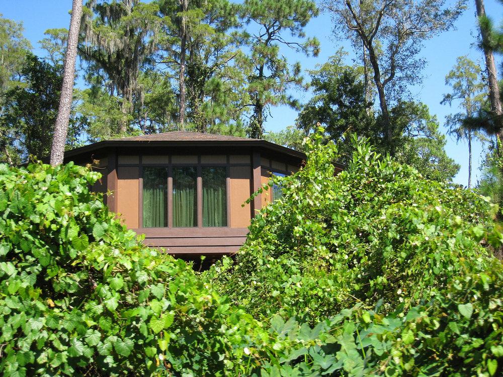 Treehouse Villa at Disney World