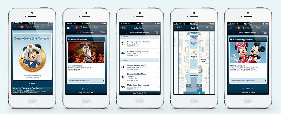 DCL Navigator App