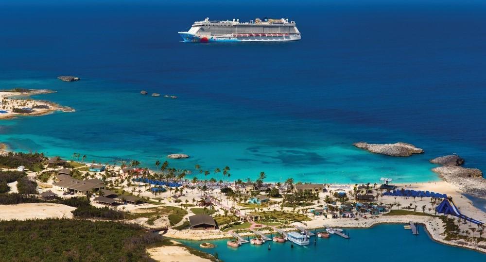Great Stirrup Cay: Norwegian