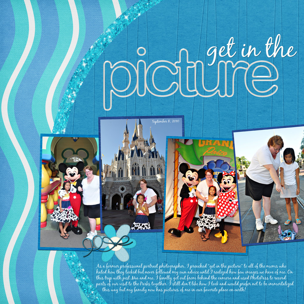 Get in the Picture - PhotoPass saves the day