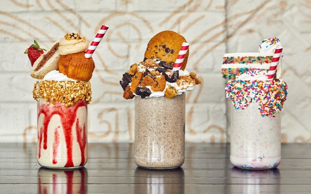 Shakes at Toothsome