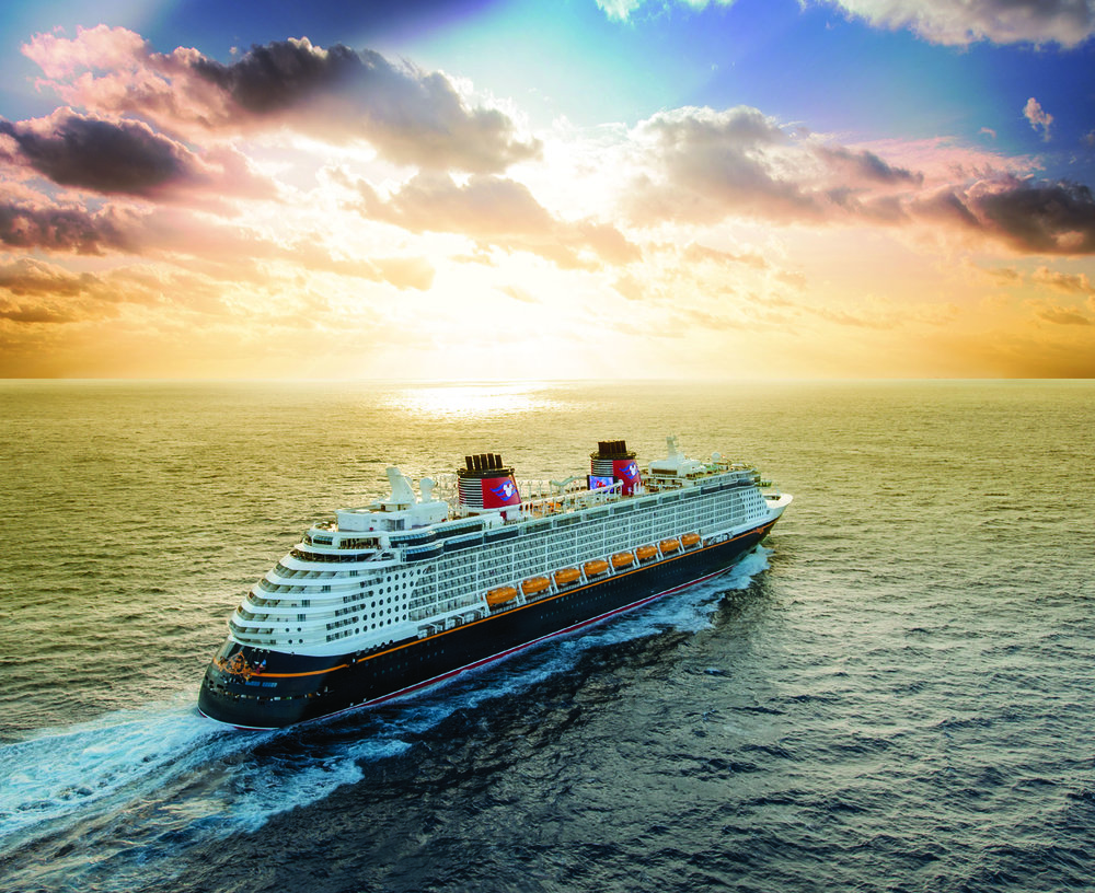 Disney Cruise Line ship