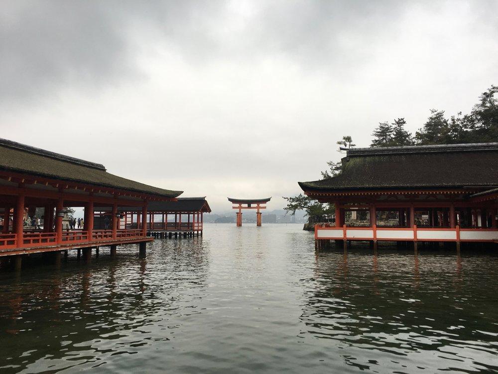 The Floating Shrine