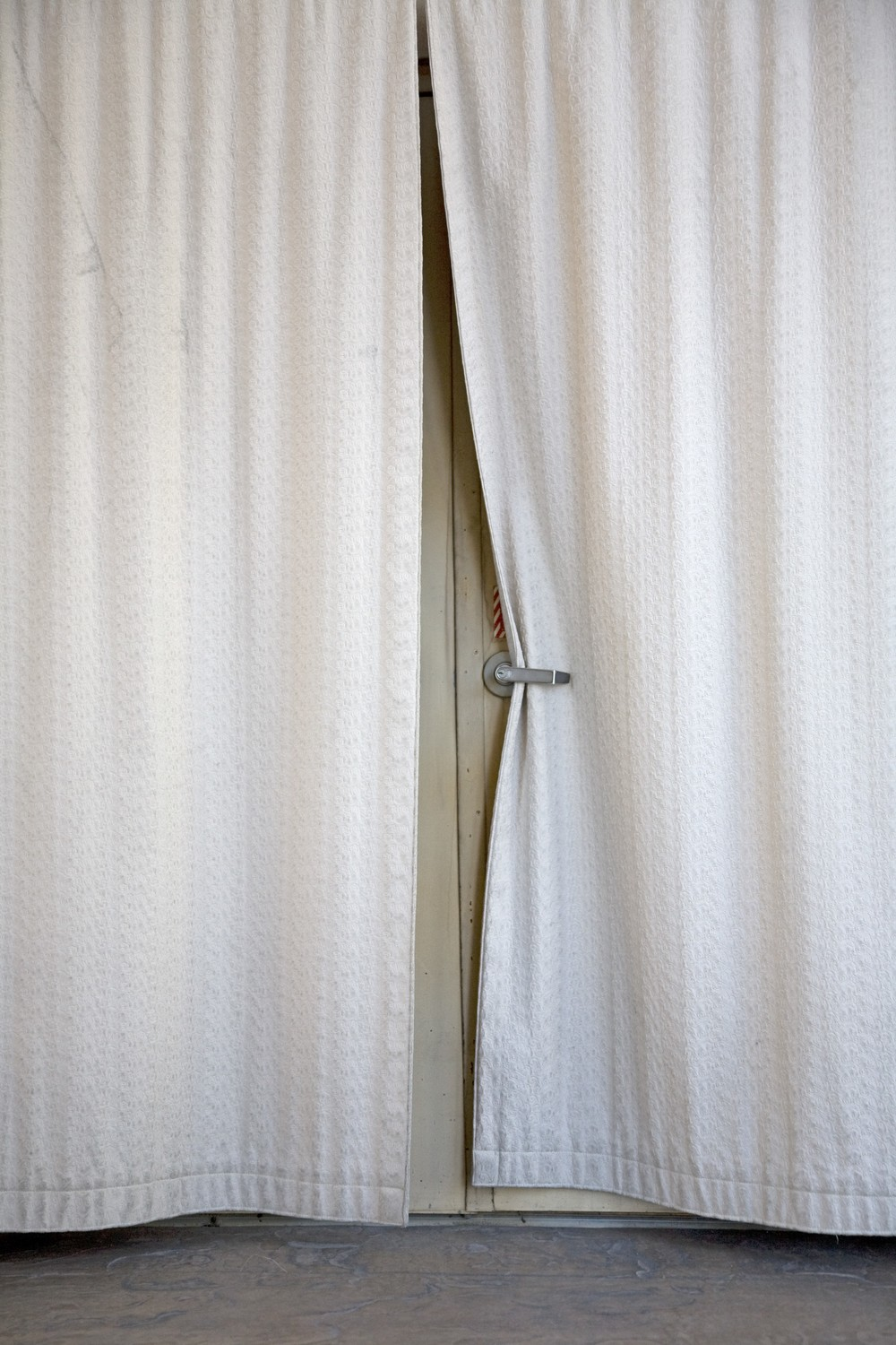 Door Behind Curtain,   2013