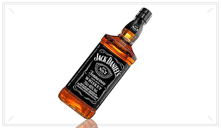 NO112 - Jack Daniels 0,7l - Die meistverkaufteste Whiskeymarke weltweit.Preis p. Liter 42,79€29,95€