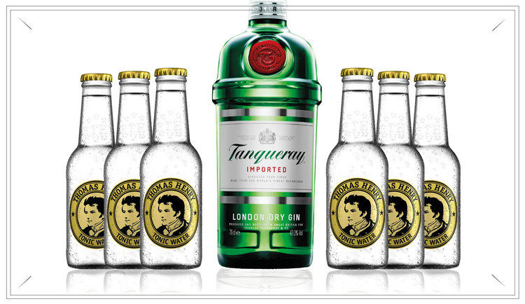 Tanqueray Gin Augsburg Boxbote Lieferdienst