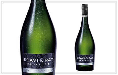 Scavi & Ray Prosecco Frizzante Boxbote Lieferdienst