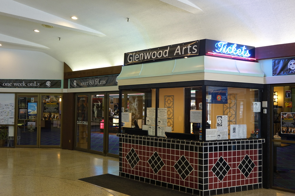 The Glenwood Arts Theater