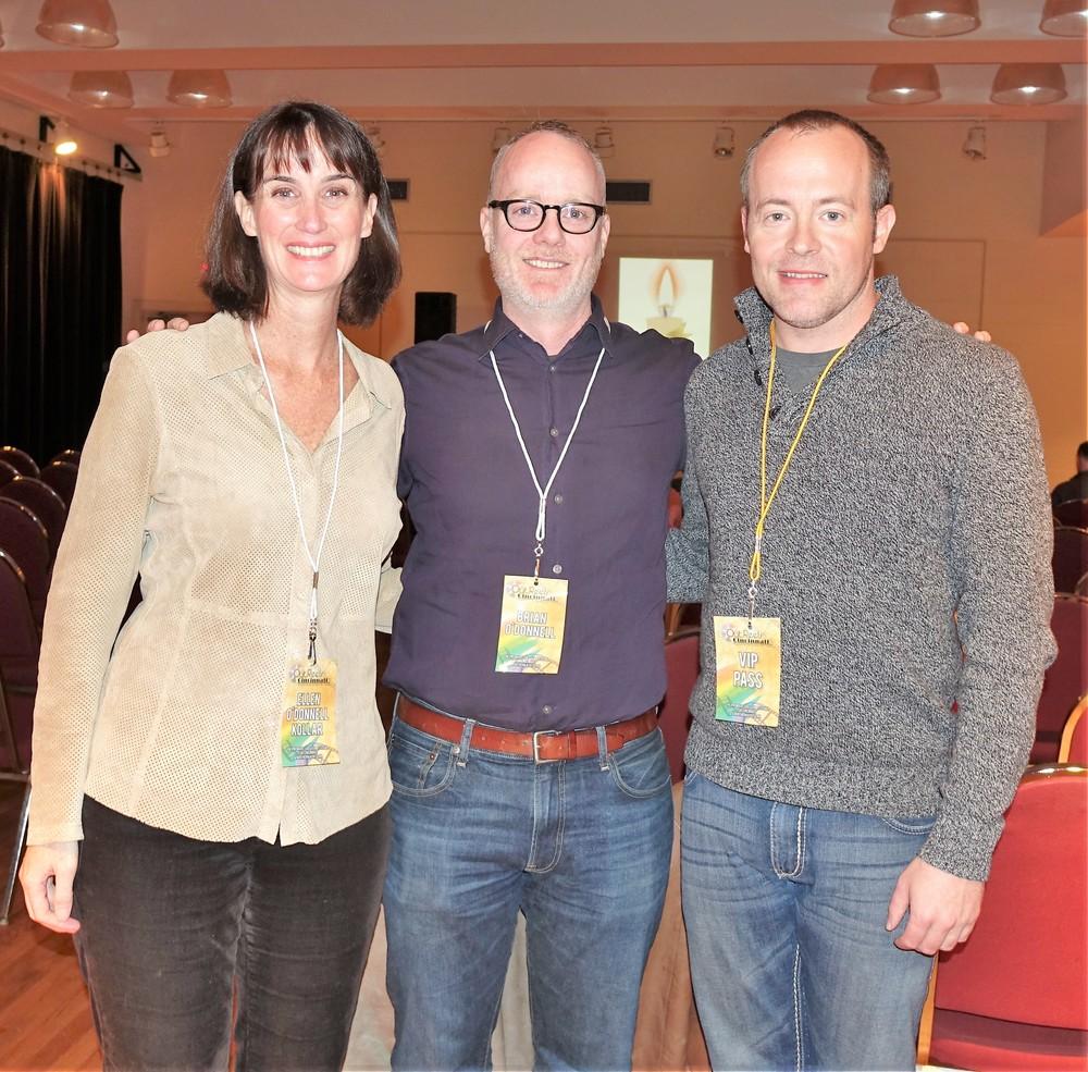 Ellen Kollar, Brian and Chuck