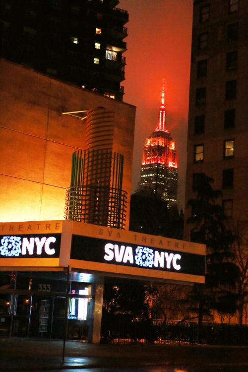 The SVA Theater