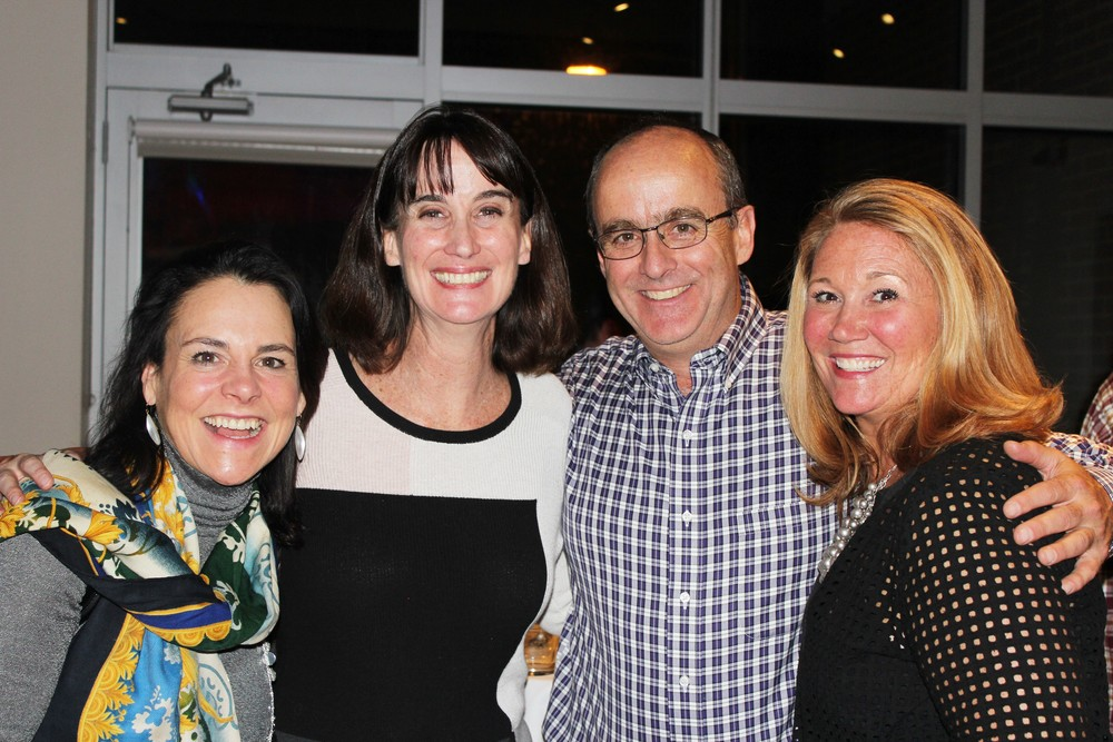 Jane Timken, Ellen Kollar, Mike O'Donnell and Bridget Chevalier