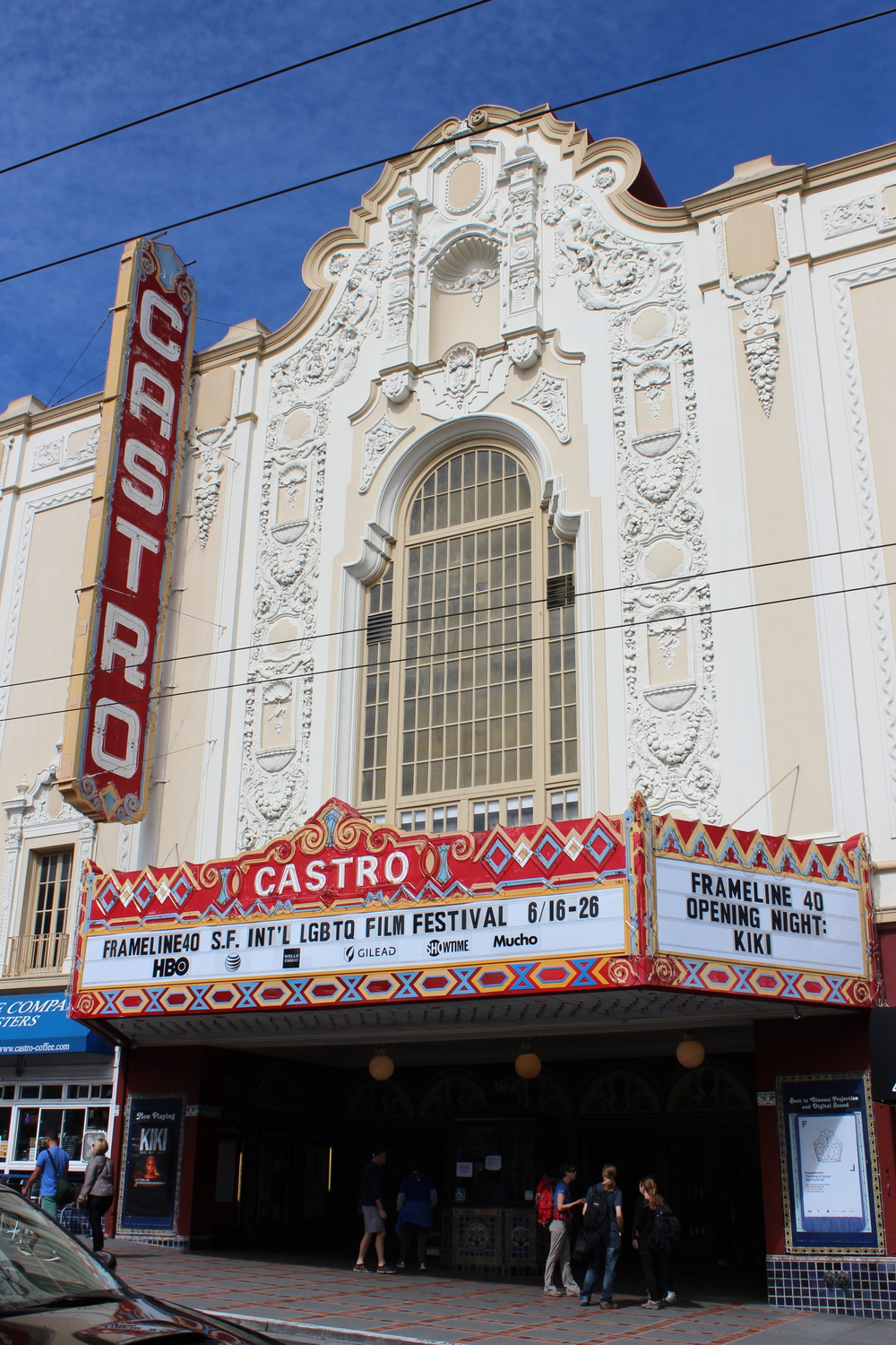 Frameline40 at the historic Castro Theater