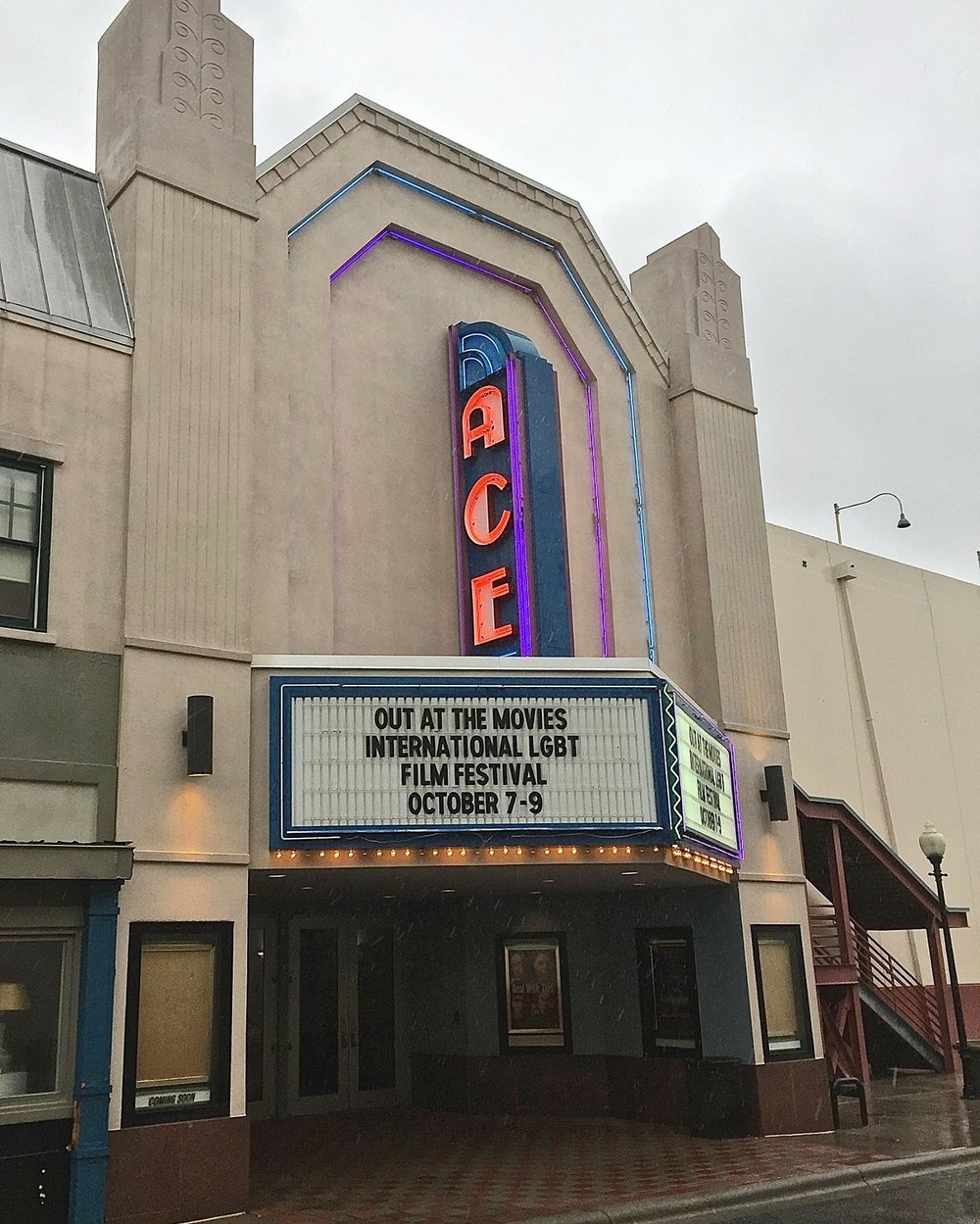 The Ace Theater