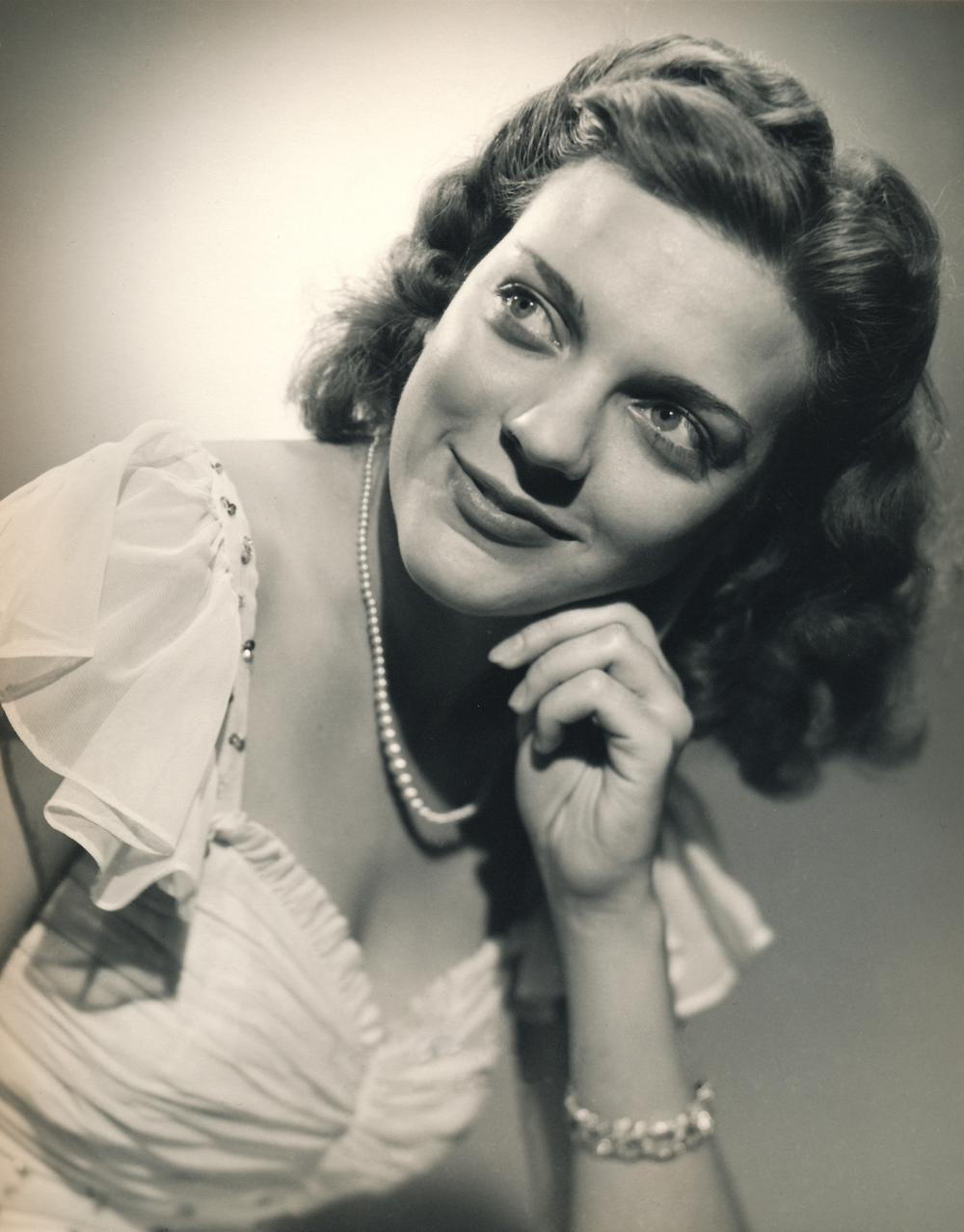 BLO's First Professional Photo (circa 1945)-Clean.jpg