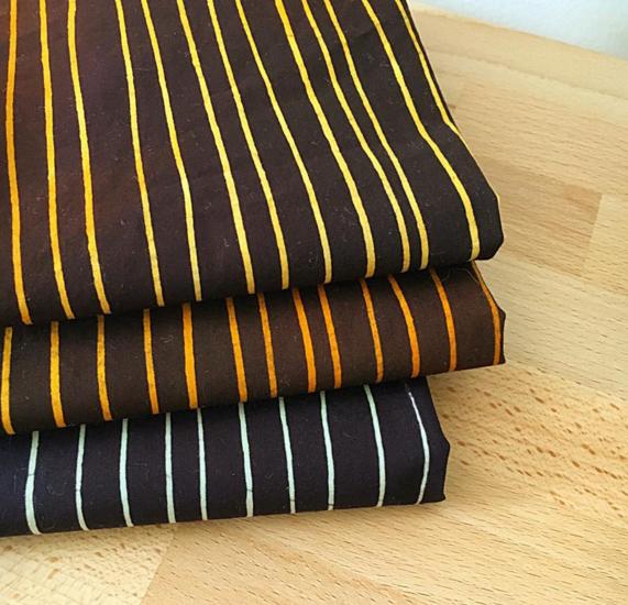 Skinny stripes fabrics