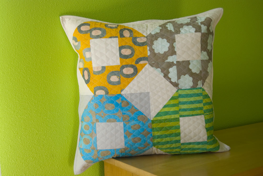 Loved looking back on these pillows. I made a bunch of them at one point.