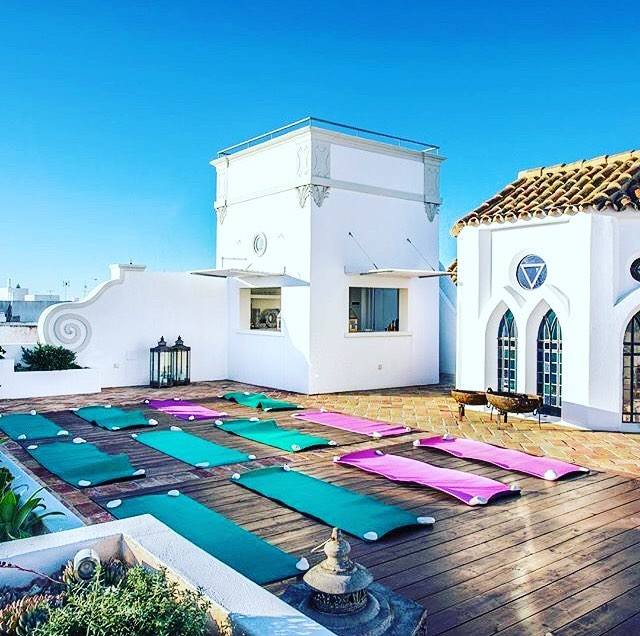 There's still some weeks available for #2018 in one of our #Jewel properties in #Olhao #Portugal. Calling all professional #Yogis to #experience this one of a kind #property.