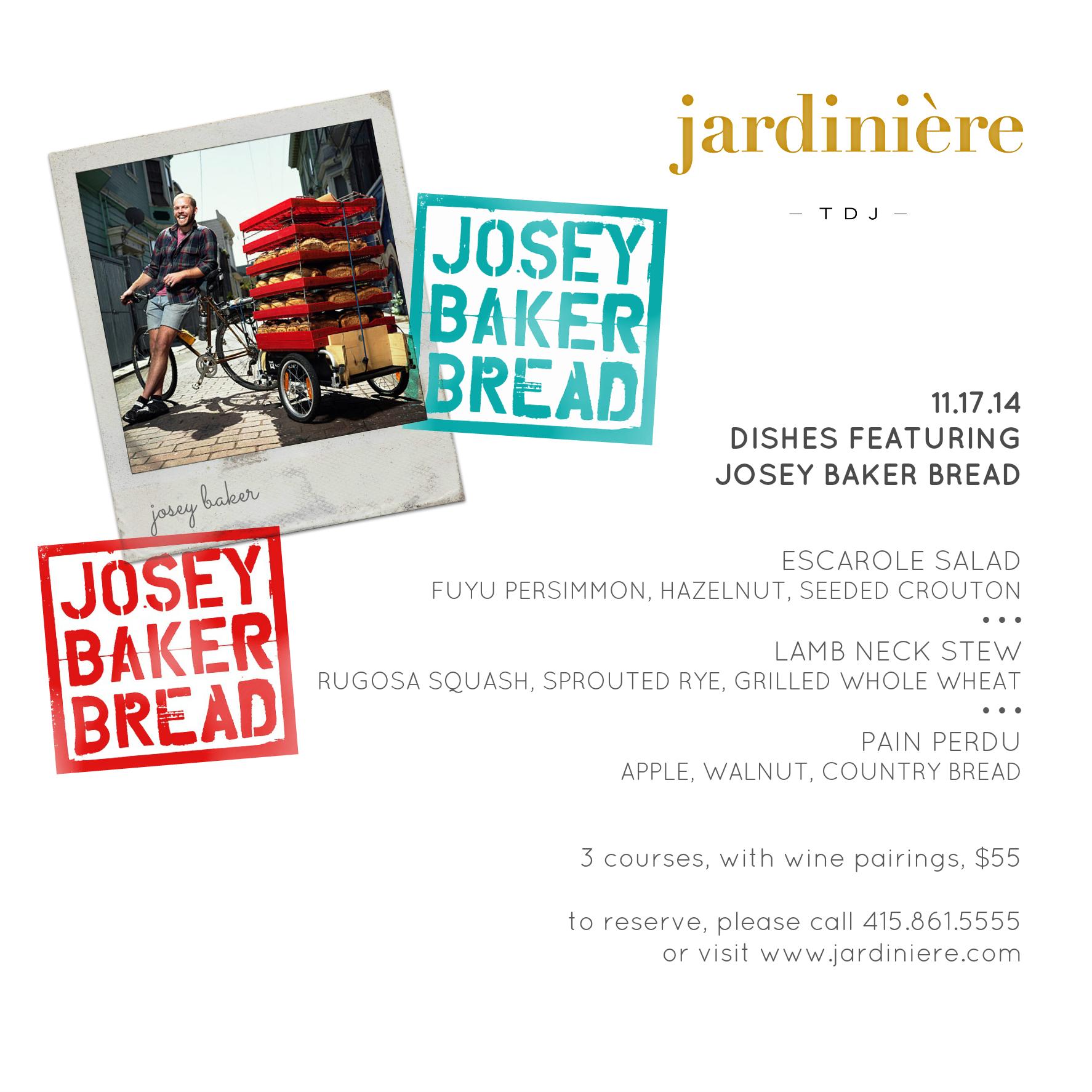 Transformation Palette En Jardiniere uncategorized — blog — josey baker bread