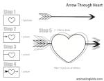 Arrow Through Heart Recipe