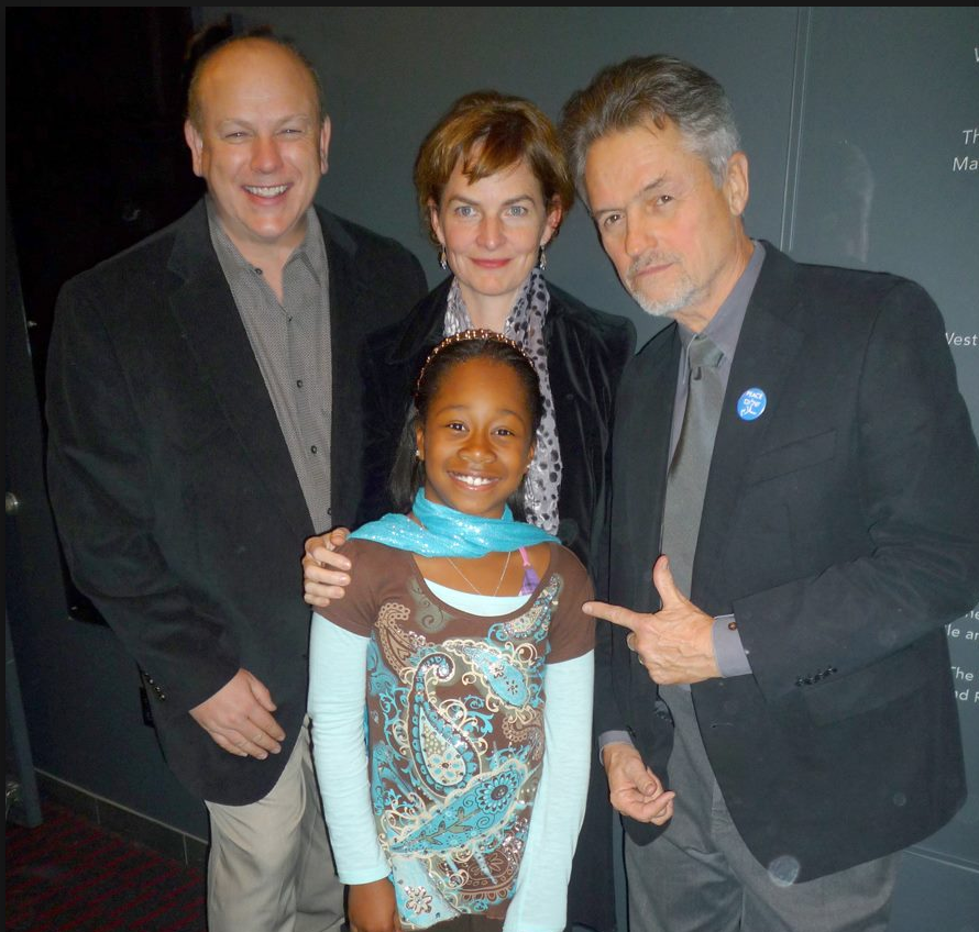 Jonathan Demme Celebrates New Animators