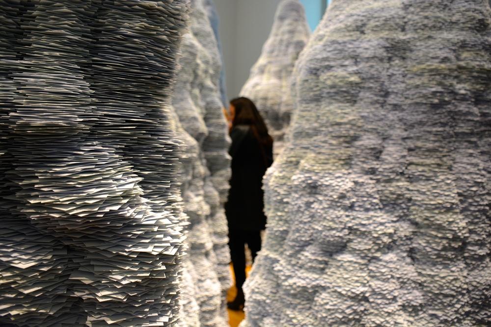 Tara Donovan, Untitled