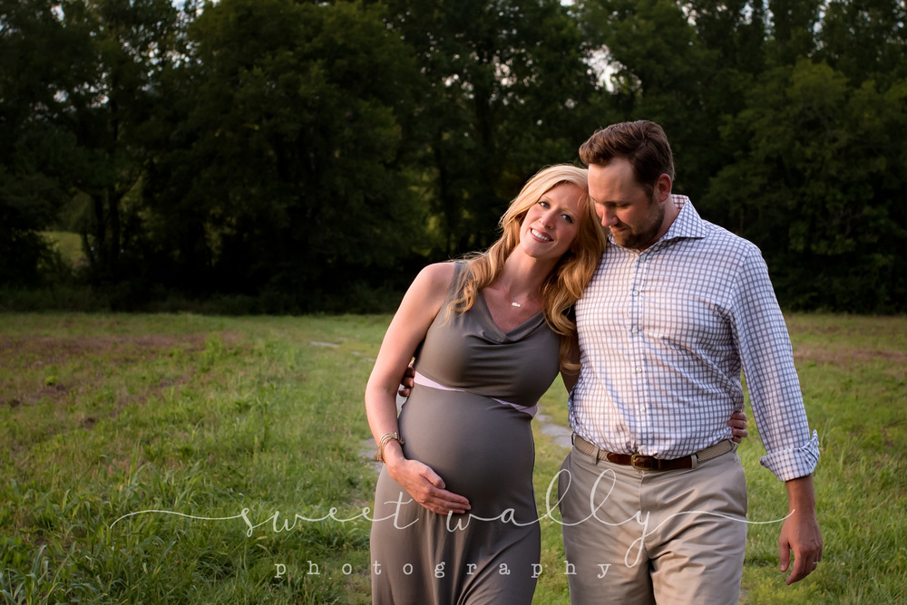 Couples Maternity Session | Sweet Wally Photography | Nashville Maternity Photographer