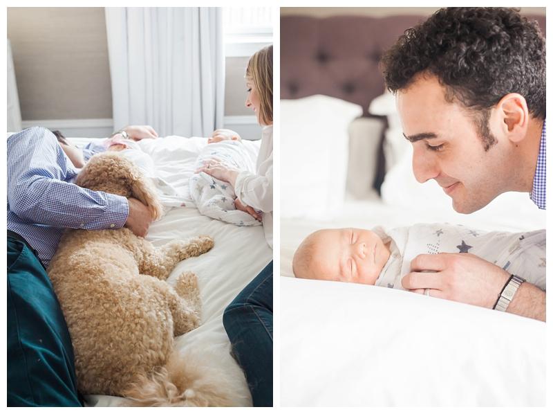 potomac newborn photographer