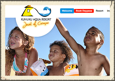 KUNUKU AQUA RESORT enjoy a perfect day with your family at our brand new resort Kunuku Aqua Resort. We have different swimming pools with in total 3 slides - one with a 137 feet water slide - and a special pool for small children. You can purchase a day pass to enjoy the pools, playground and sports field.  http://www.kunukuresort.com/en/