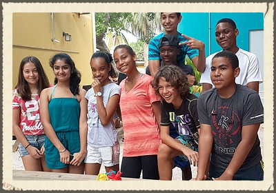 CARMABI EDUCATION  Carmabi foundation offers an environmental education program for different levels of the local primary and secondary schools. The Marine Education Center at Piscadera welcomes visitors of all ages to learn about coral reefs and all kinds of sea creatures. Carmabi organizes special events like Shark Week. For more info:   https://www.facebook.com/Carmabi-Education-1473673149614319/timeline?ref=page_internal&qsefr=1