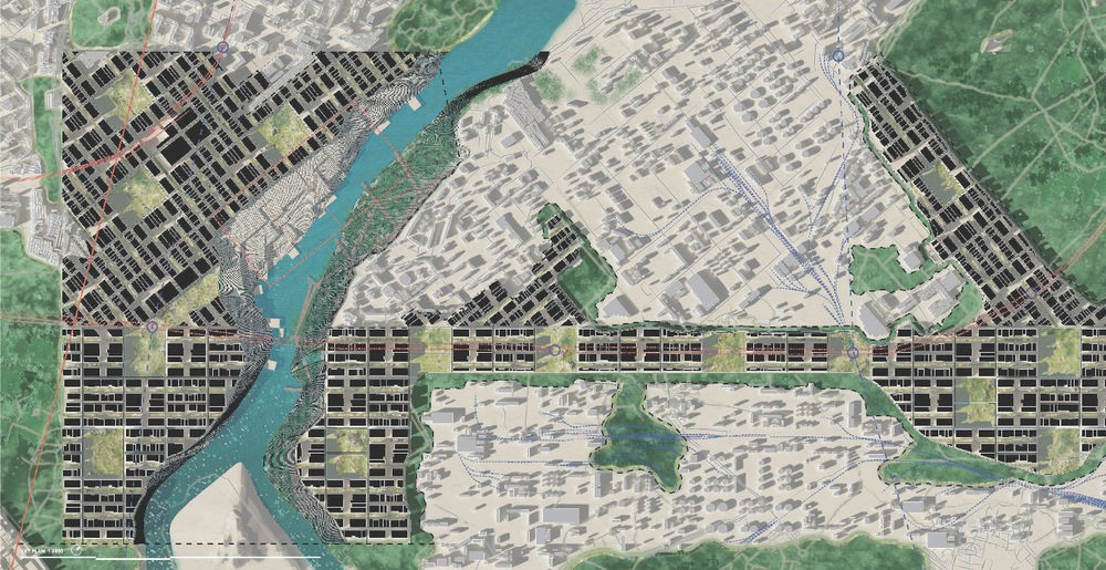Urban Scale Plan