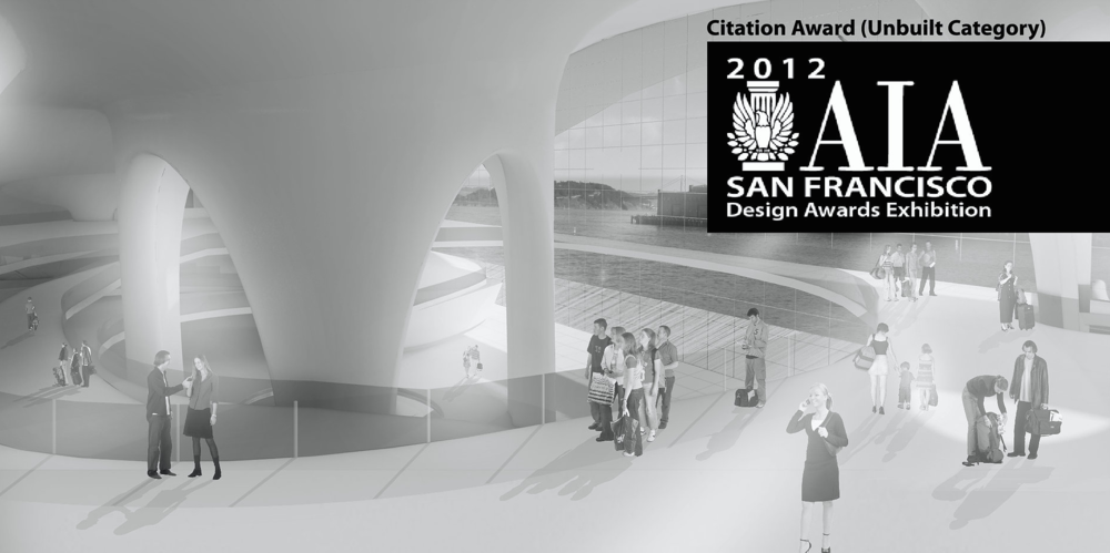 Peel 27 wins 2012 AIA SF Design Citation Award (Unbuilt Project) (American Institute of Architect-San Francisco)