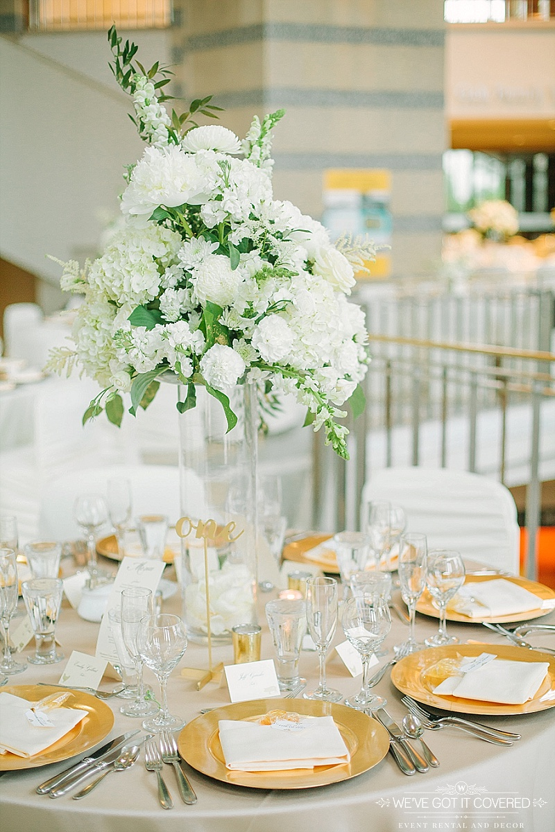 Finding the Right Napkin for Your Wedding | Sixpence Events