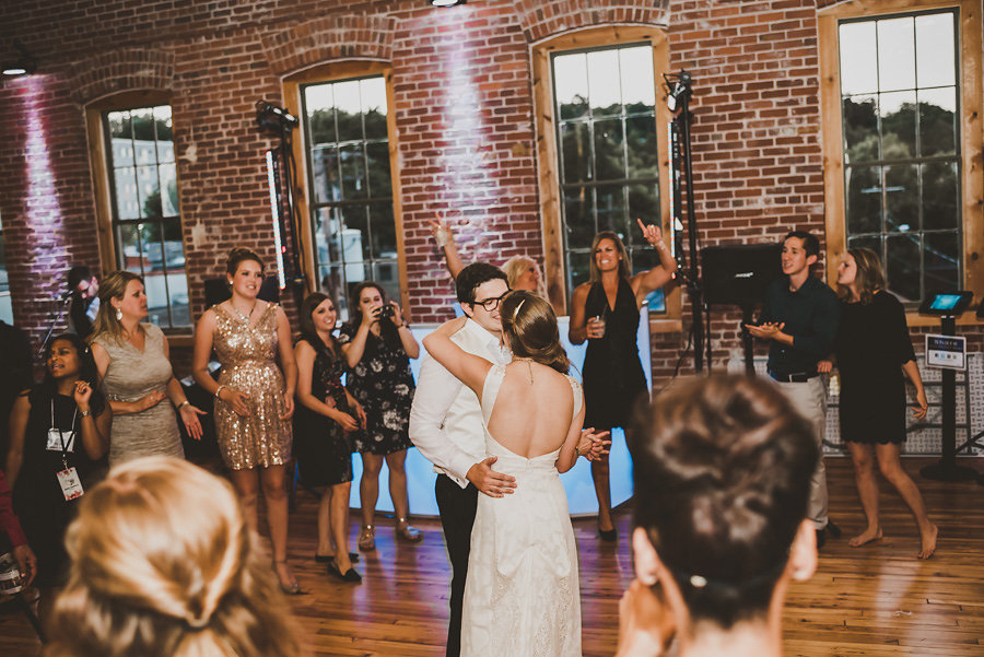 wedding dance party | Ali Leigh Photography | Sixpence Events & Planning