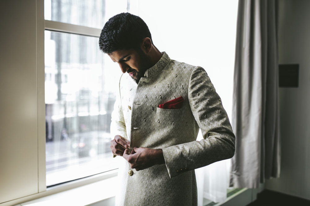 Brandon Werth Photography | Acowsay Cinema | Modern Indian Wedding in Minneapolis