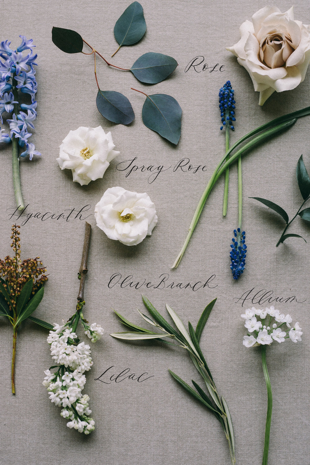 The Heirloom Bouquet | Hand calligraphy | Modern bridal bouquet preservation